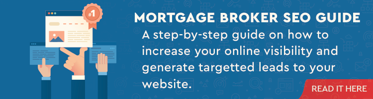 Mortgage Broker SEO Guide